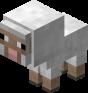 маленькая овца майнкрафт