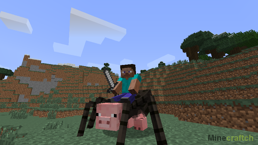Моды для Майнкрафт | Minecraft 1.7.2
