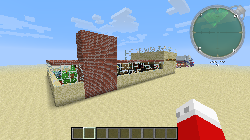 Карты для Minecraft с механизмами, скачать разные карты ...
