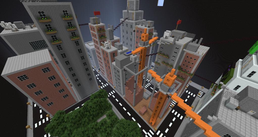 скачать карты городов для майнкрафт 1.7.10