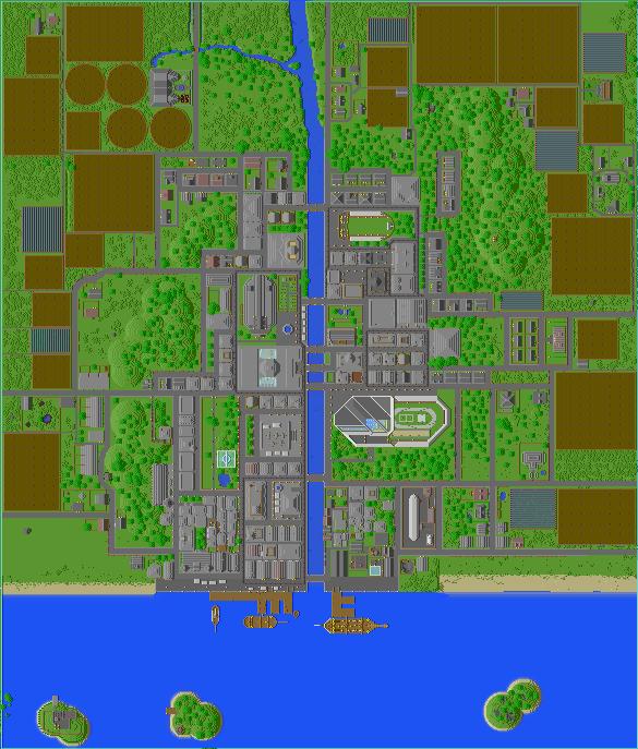 карта майнкрафт скачать город 1.5.2