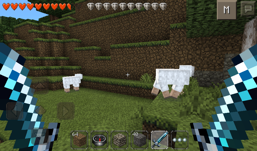 Minecraft mods своими руками