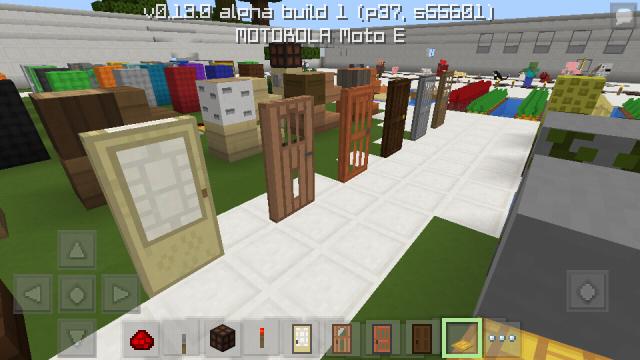 Все для Minecraft PE 1.1.0, 1.0.0